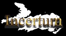 Incertum Logo